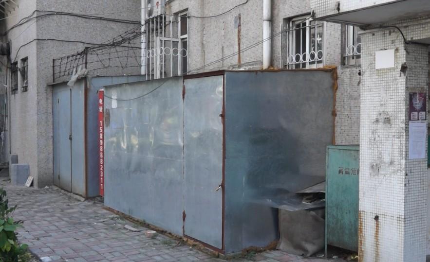 湛山小区进行规划整治 被占公共空间归还居民-青岛